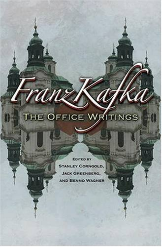 The cover of Franz Kafka: The Office Writings