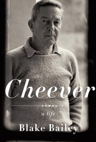 The cover of Cheever: A Life