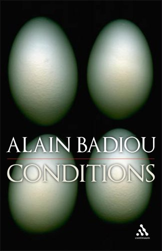 The cover of Conditions