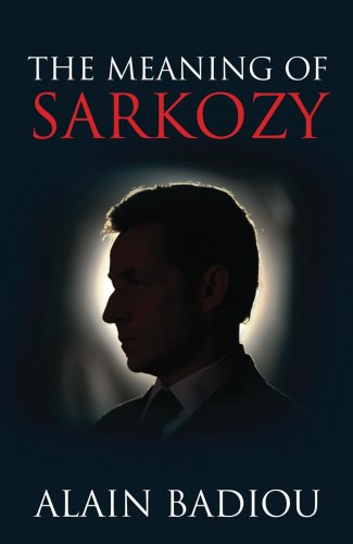 The cover of The Meaning of Sarkozy