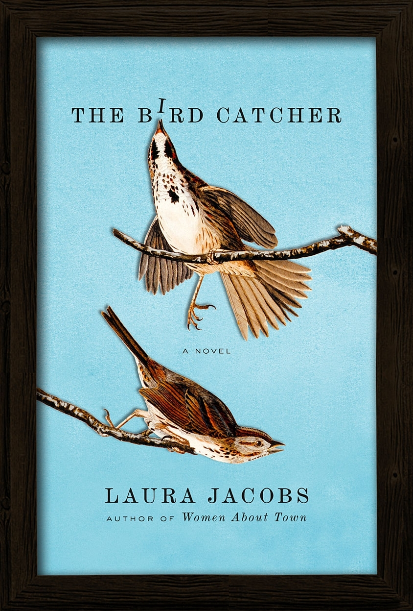 The cover of The Bird Catcher