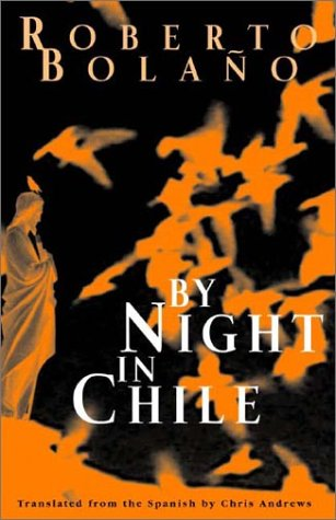 The cover of By Night in Chile