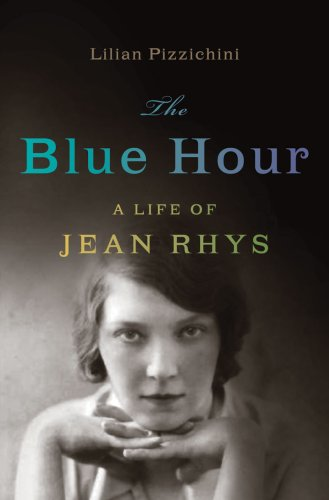 The cover of The Blue Hour: A Life of Jean Rhys