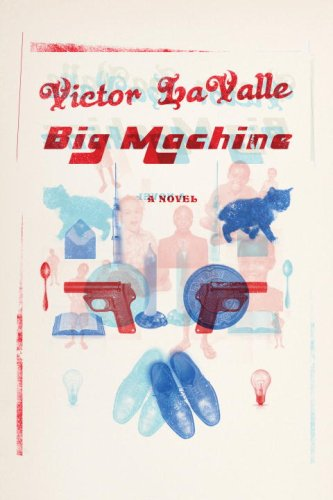 The cover of Big Machine: A Novel