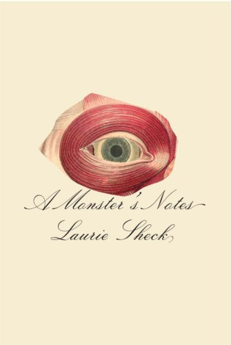 The cover of A Monster's Notes