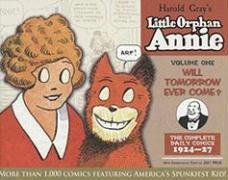 The cover of Complete Little Orphan Annie Volume 1 (Complete Little Orphan Annie)