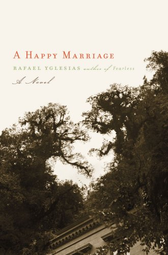 The cover of A Happy Marriage: A Novel