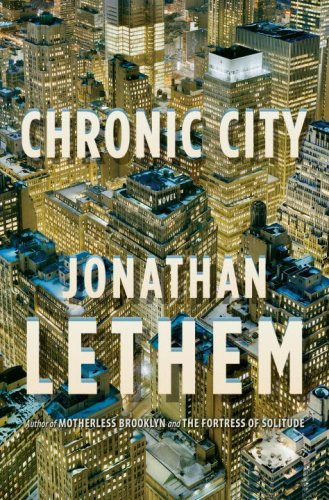 The cover of Chronic City