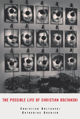 The cover of The Possible Life of Christian Boltanski