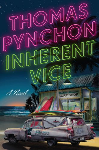The cover of Inherent Vice