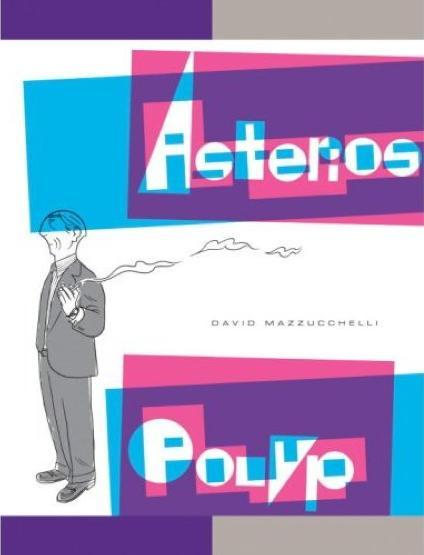 The cover of Asterios Polyp
