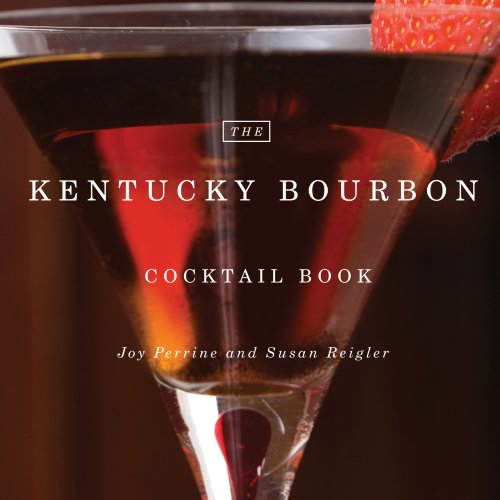 The cover of The Kentucky Bourbon Cocktail Book