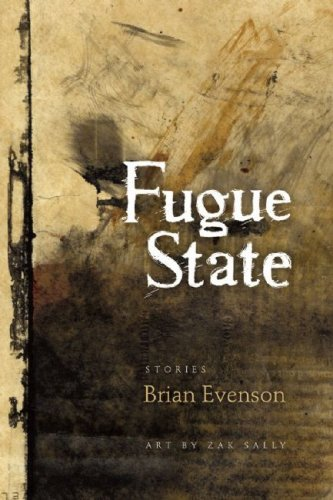 The cover of Fugue State