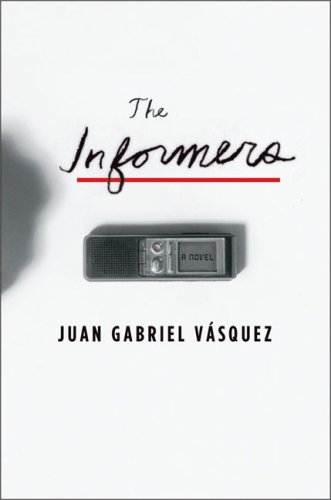 The cover of The Informers