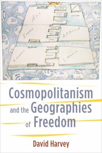 The cover of Cosmopolitanism and the Geographies of Freedom (The Wellek Library Lectures)