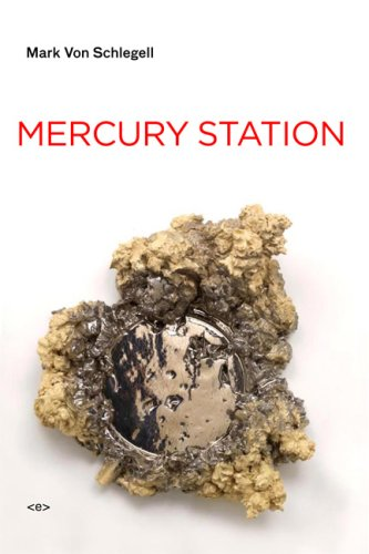 The cover of Mercury Station (Semiotext(e) / Native Agents)