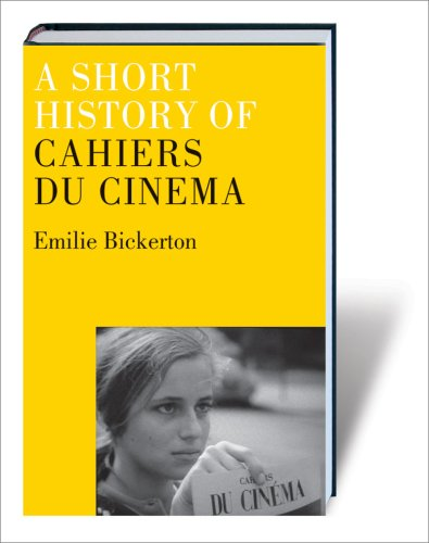 The cover of A Short History of Cahiers du Cinema