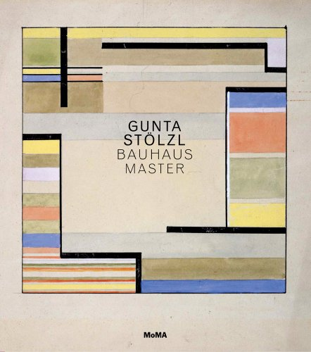 The cover of Gunta Stolzl: Bauhaus Master