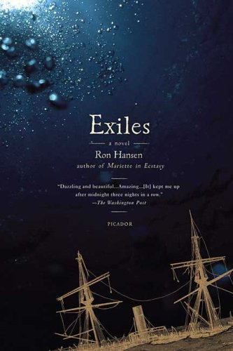 The cover of Exiles: A Novel