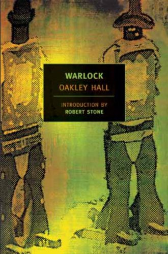 The cover of Warlock (New York Review Books Classics)