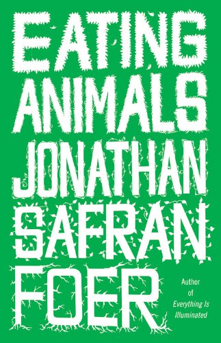 The cover of Eating Animals