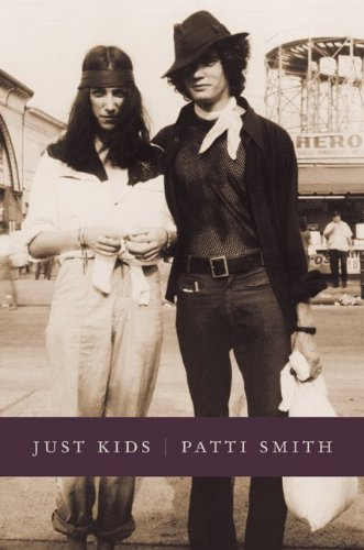 The cover of Just Kids