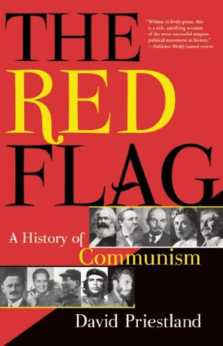 The cover of The Red Flag: A History of Communism