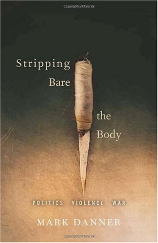 The cover of Stripping Bare the Body: Politics Violence War