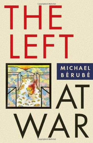 The cover of The Left at War (Cultural Front Series)