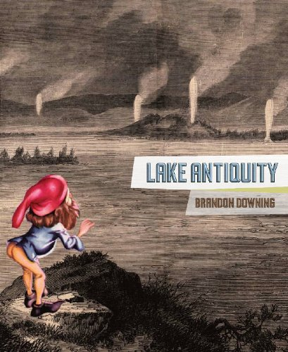 The cover of Lake Antiquity