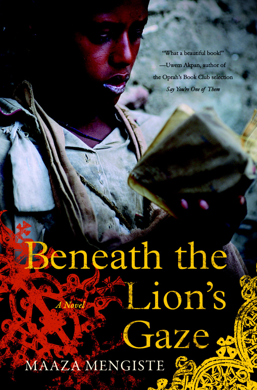The cover of Beneath the Lion's Gaze: A Novel