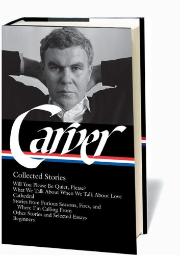 The cover of Raymond Carver: Collected Stories (Library of America)