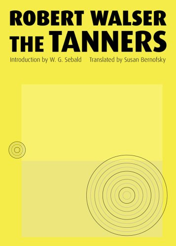The cover of The Tanners