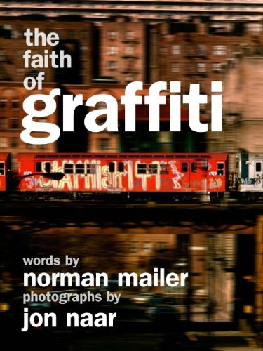 The cover of The Faith of Graffiti