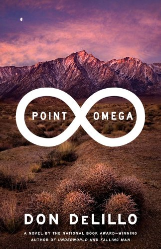 The cover of Point Omega: A Novel