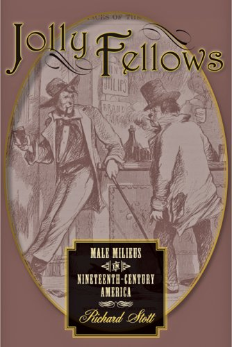 The cover of Jolly Fellows: Male Milieus in Nineteenth-Century America (Gender Relations in the American Experience)