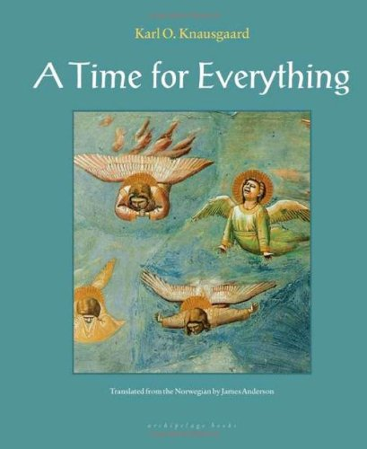 The cover of A Time for Everything