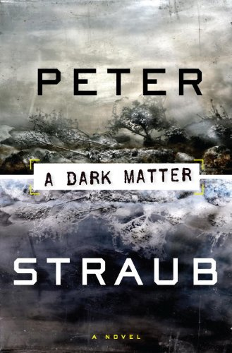 The cover of A Dark Matter
