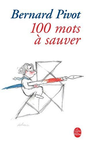 The cover of 100 mots à  sauver