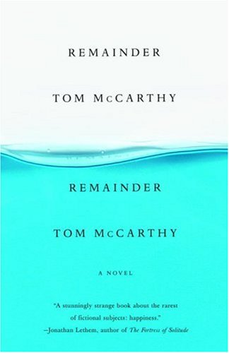 The cover of Remainder