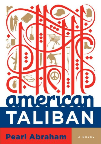 The cover of American Taliban: A Novel