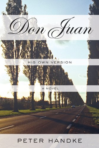 The cover of Don Juan: His Own Version
