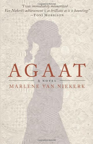 The cover of Agaat