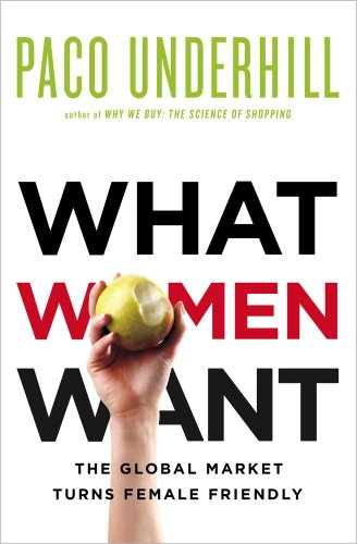 The cover of What Women Want: The Global Marketplace Turns Female Friendly