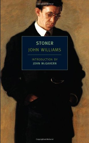The cover of Stoner (New York Review Books Classics)