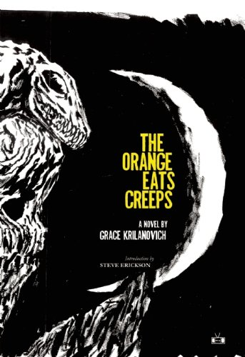 The cover of The Orange Eats Creeps
