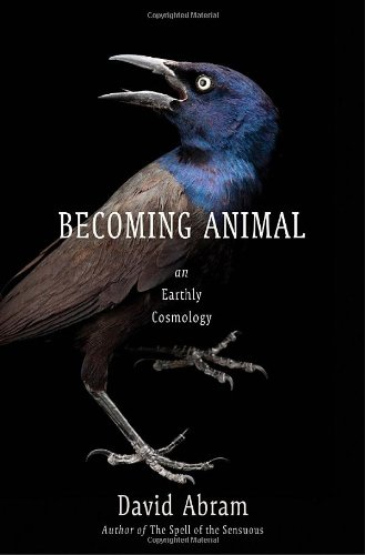 The cover of Becoming Animal: An Earthly Cosmology
