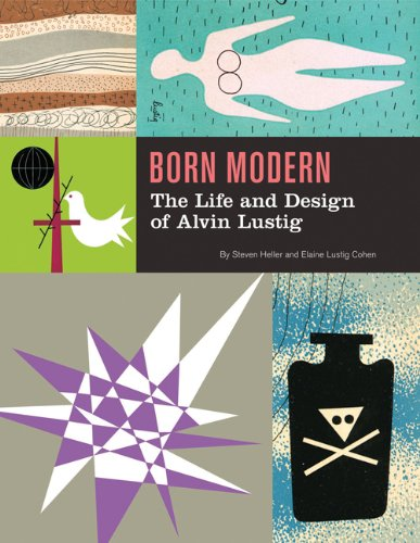 The cover of Born Modern