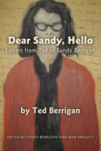 The cover of Dear Sandy, Hello: Letters from Ted to Sandy Berrigan