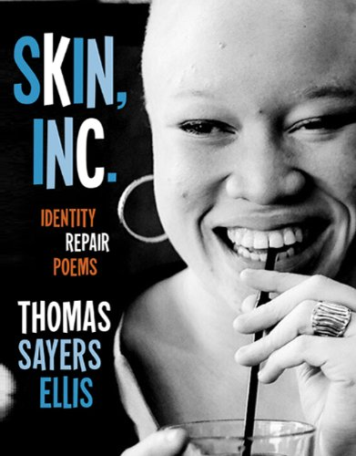 The cover of Skin, Inc.: Identity Repair Poems